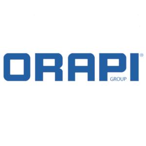 Orapi Logo white 300x300